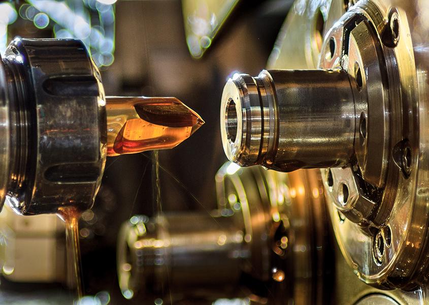 High Volume CNC Machining - Greystone, Inc.
